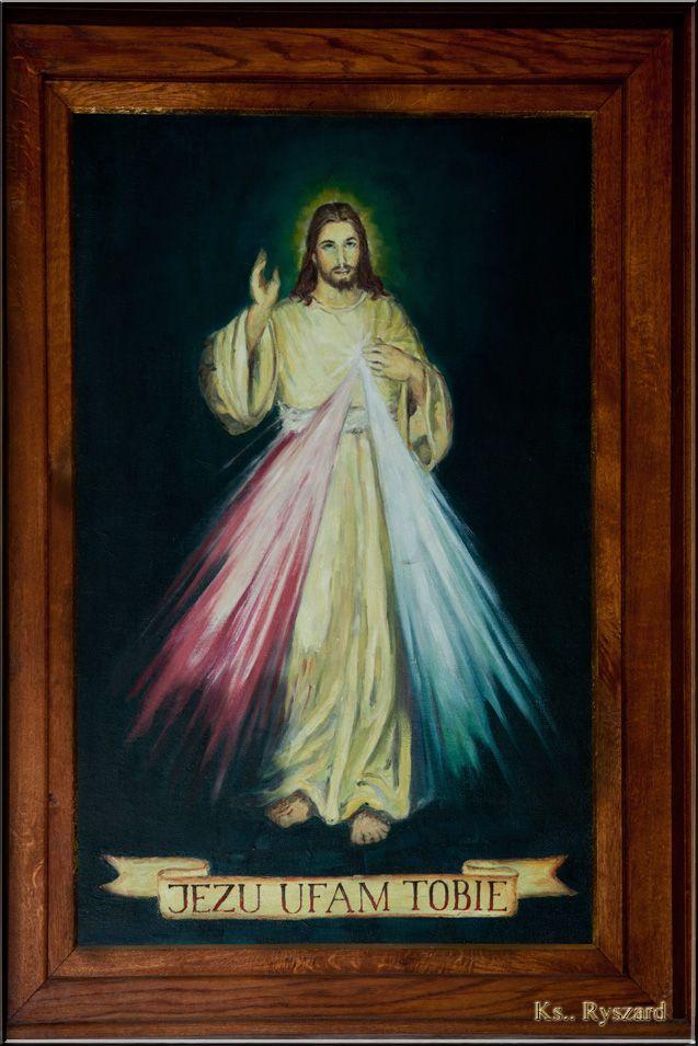 Jezus miłosierny.