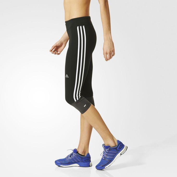 Adidas - Calça Corsário Response 100