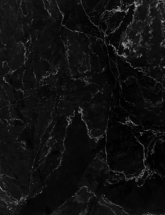 Black Marble Natural Texture Backdrop For Photography J 0087