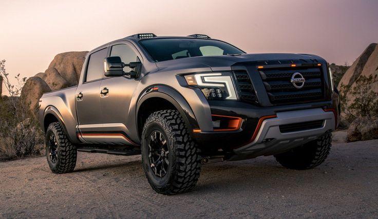 Nissan Titan Warrior 1