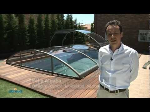 Las 10 ventajas de una cubierta baja Abrisud - YouTube