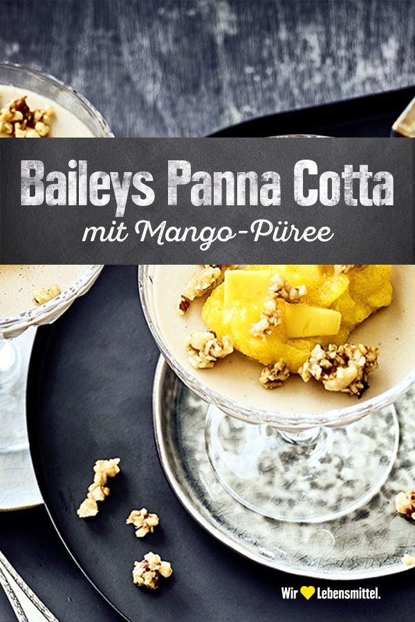 Baileys Panna Cotta Rezept Edeka Rezept Rezepte Baileys Rezept Lebensmittel Essen