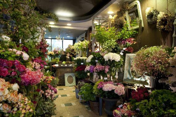 Boutique de Fleurs  Georges Francois