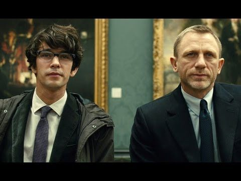 One of the best scenes in the film, in my humble opinion. I want to be Q.  Skyfall - Quartermaster Clip (HD)