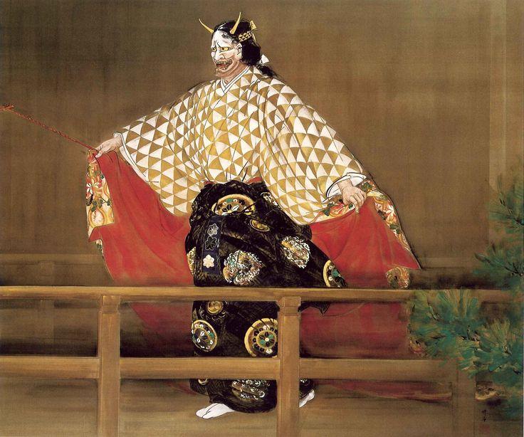 Dojoji 道成寺