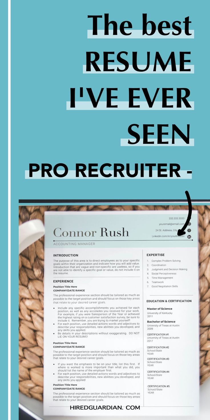 Accountant manager resume template cv template for word