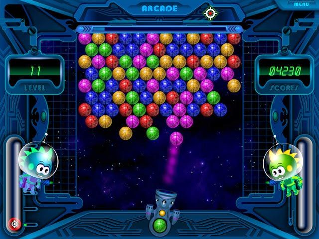 Bubble Games | Puzzle Bubble Shooter