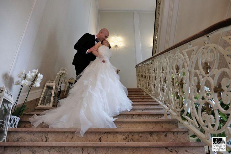 Wedding at Villa Acquaroli Laura+Andrea ©Luca's Bottega di fotografia http://www.lucasfoto.it
