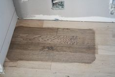 For front wood door: DuraSeal stain doing 3 parts weathered oak to 1 part classic gray, and finishing with a matte poly instead of the traditional glossy poly. Like how the gray stain kills some of the heavy gold tones in most stain colors. (picture shows before poly coat)