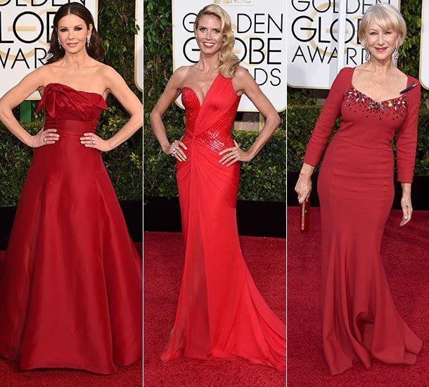 Golden Globes 2015: Stars shimmer and sparkle on red carpet