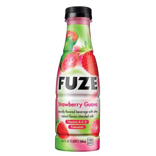 Strawberry Guava FUZE Drink