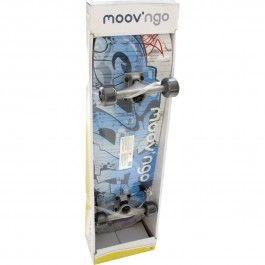 Skate bleu et gris 78cm