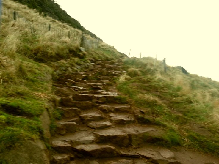 Stairway to the Peak! #edinburgh