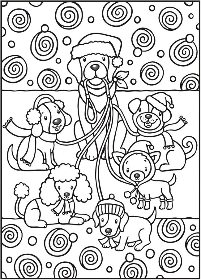 Check Out These Free Printable Coloring Pages For Children That You