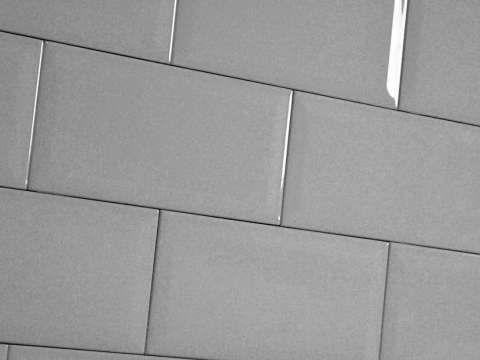 Light Grey Subway Tiles
