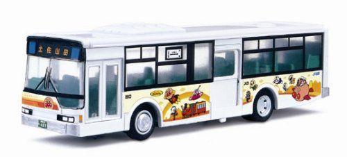 ダイヤペット DK-4001 1/64スケール アンパンマン路線バス