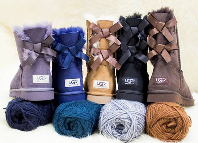 So cute Ugg Boots #Ugg #Boots (Ugg Bailey Bow Bling 1004791,Ugg Bailey Bow Tall 1007308).Welcome to visit the site and  choose the suitable one for yourself.