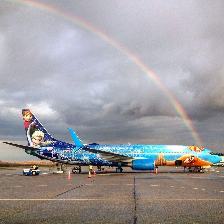 Boeing 737-800 Beautiful View