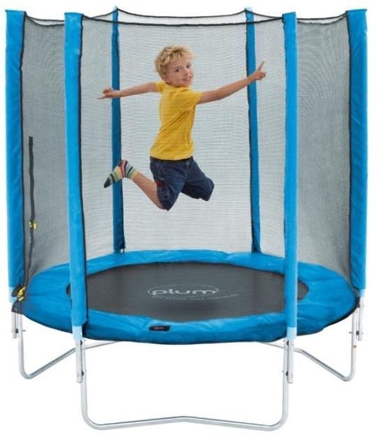 Outdoor Kids Trampoline #outdoor #kids #trampoline #activity #fun