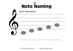 Elementary Music Worksheets | Resources for Music Education - The Fun Music Company