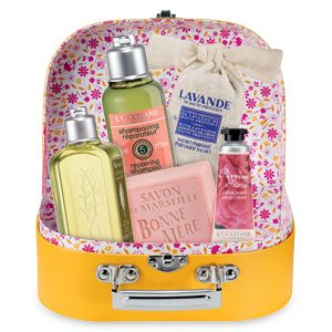 Perfect Summer Valise | Lavender | L'OCCITANE en Provence | United States