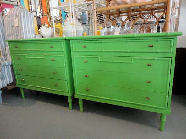 Painted Furniture For Beach House