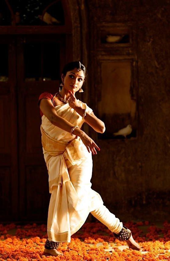 A dance form, India
