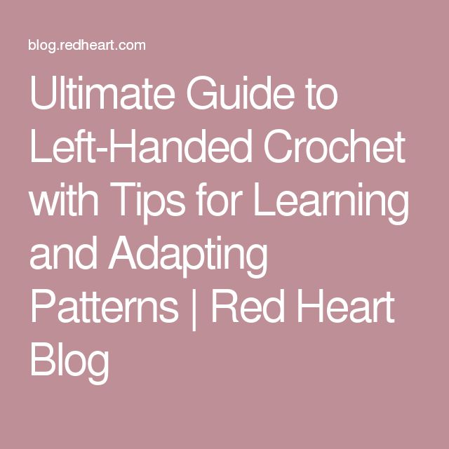 Knitting Instructions For Beginners Left Handed : Best free baby blankets shawls crochet patterns
