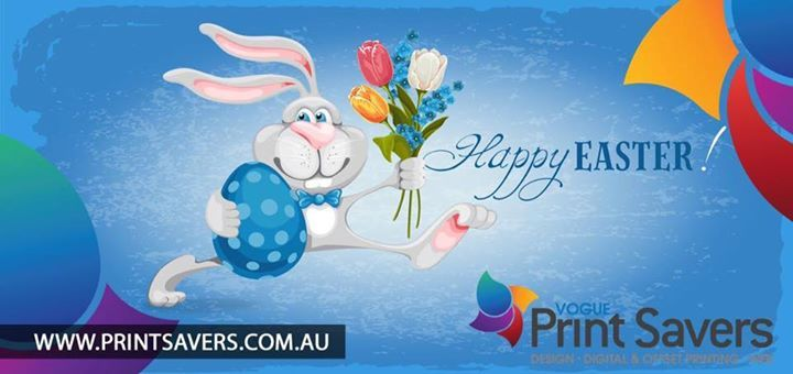 Happy Easter to everyone and we hope you have a safe and enjoyable break!