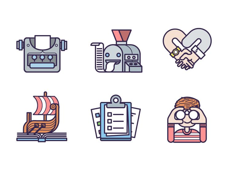 Icons Animation Inspiration — Muzli -Design Inspiration — Medium