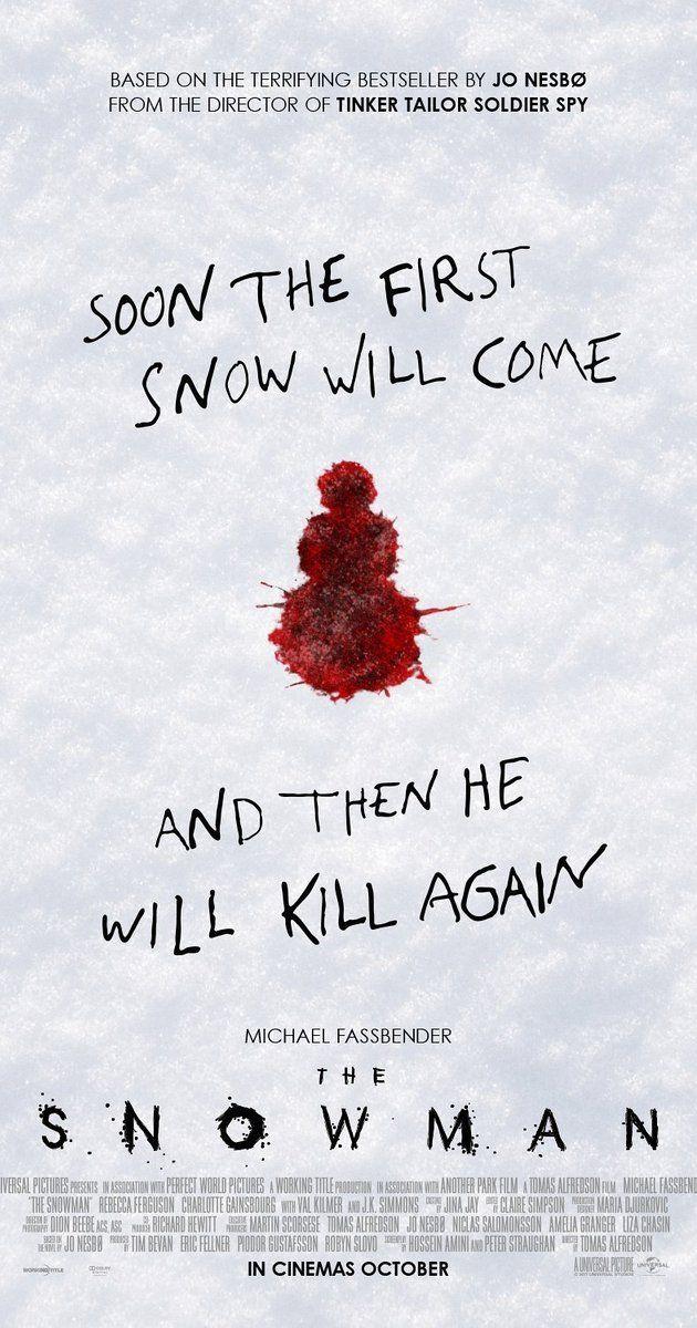 The Snowman (2017) - IMDb