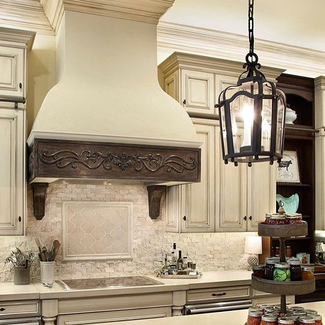1000 ideas about custom range hood on pinterest range - Kitchen and bath by design lagrange ga ...