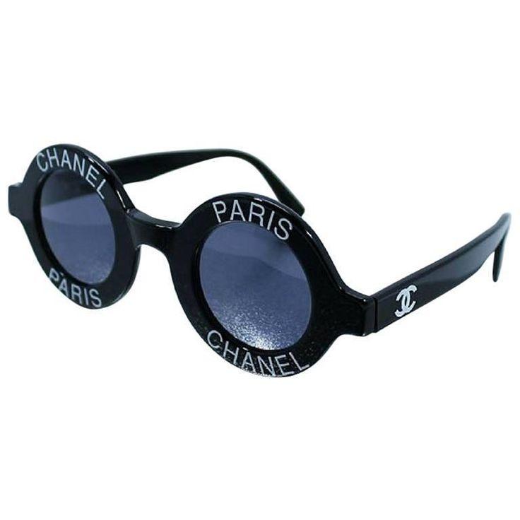 5d0fdd89ea Chanel Paris Glasses Circle