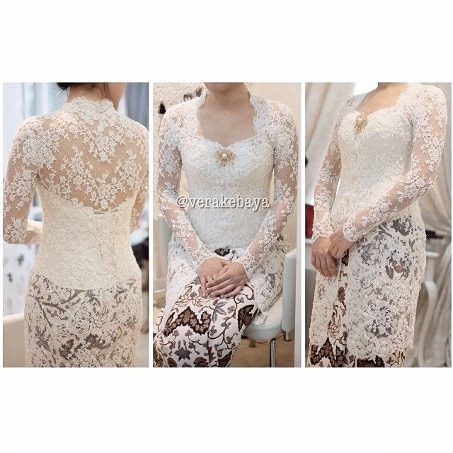 Fitting #kebaya #akad #nikah #adat #sunda #wedding #weddingdress #pengantin #verakebaya - verakebaya @ Instagram