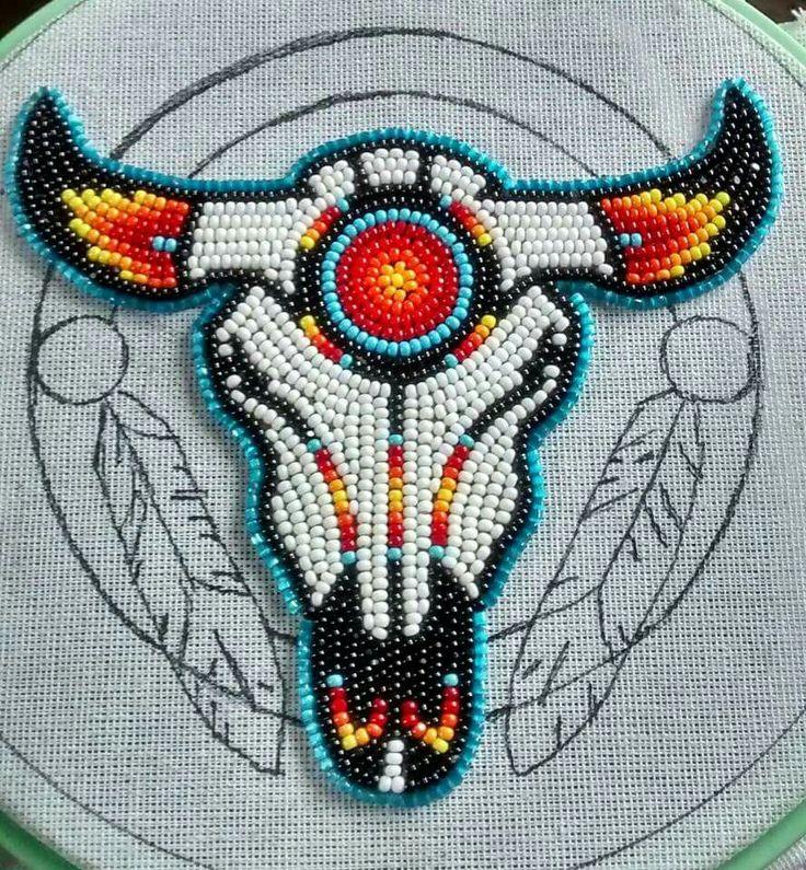 https://www.pinterest.com/powwowscom/native-american-beadwork/.                                                                                                                                                                                 More