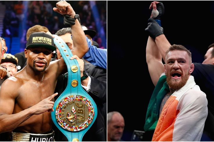 Mayweather vs. McGregor: Timeline on getting to the Aug. 26 fight date