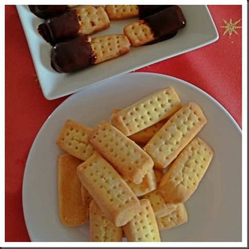 Traditional Bread short bread biscuit