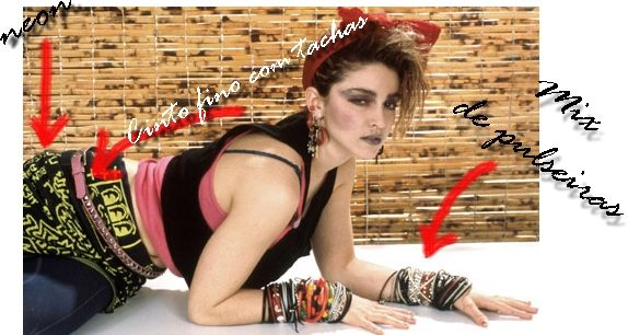 images of madonna in the 80's | Madonna anos 80´s