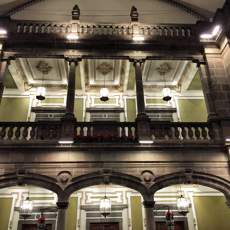 Palacio municipal de la ciudad de Puebla
