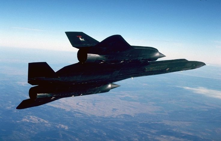 SR-71 Blackbird Jet Full HD Wallpaper | HDWalllpapers.com