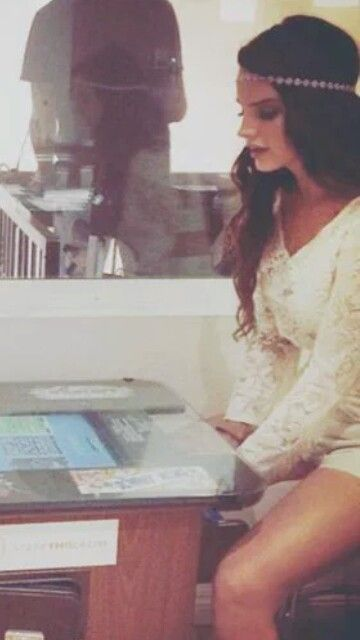 Lana Del Rey behind the scenes of Freak music video #LDR