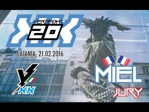 VERTIFIGHT ITALIA 20 | DEMO DU JURY | MIEL (Alliance Crew)