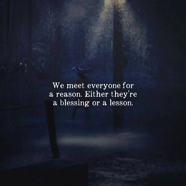We meet everyone for a reason.. via (http://ift.tt/2Dcplit)
