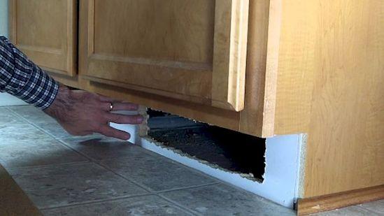 7. Under the Sink