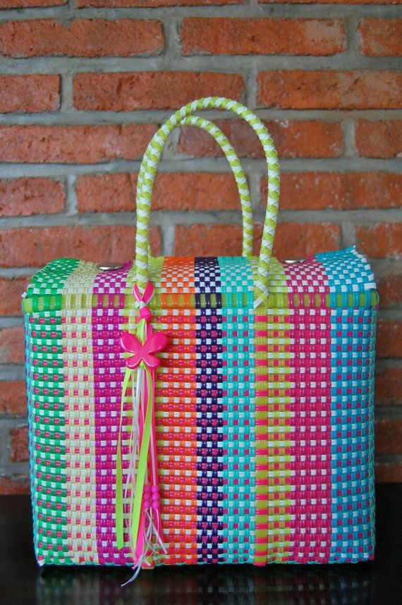 Colorful Amalia Handbag great for every occasion by MexiMexi, $50.00