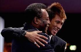 Kinerja Neymar bersama tim Barcelona kini memang sudah semakin mendekati level yang semakin baik. Hal ini dikarenakan sang pemain asal Brazil terus mengasah kemampuan dan peformnya saat bermain dengan para punggawa Barcelona lainnya. Salah satu legenda Brazil, Pele menyatakan bahwa perkembangan pemain yang berjuluk the Wonderkid tersebut memang semakin jelas.