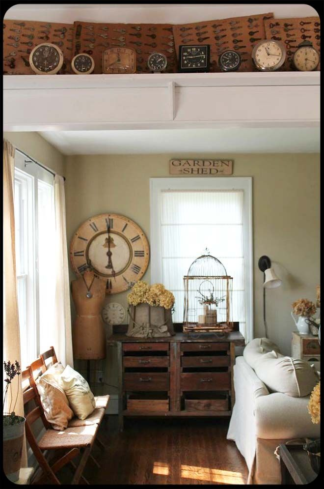 The June 2013 Cottage Of The Month (Must Love Junk)