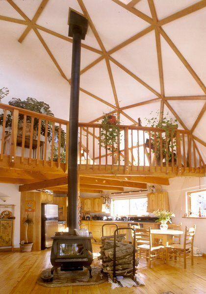 dome home interiors - Google Search