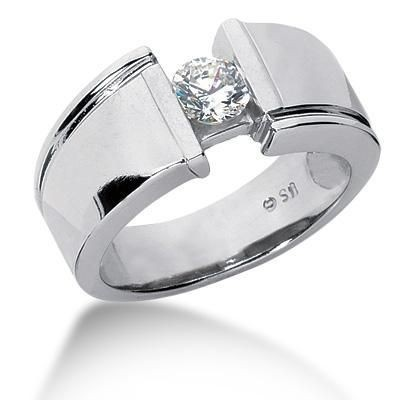 Mens Platinum Rings Mens Wedding Bands. Hmmmm...do Guys Like Diamonds In