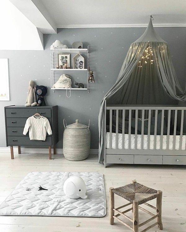 42 bunte Babyzimmer Deko Ideen für einen farbenfrohen